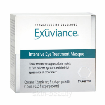 Exuviance Intensive Eye Treatment Masque - 12 packs/2 pads per packet