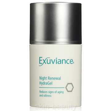 Exuviance Night Renewal Hydragel, 1.75 oz
