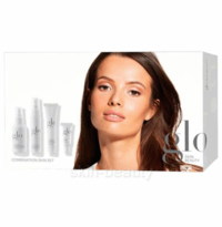Glo Skin Beauty Combination Skin Set - 4 pcs (687)