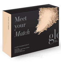 Glo Skin Beauty Meet Your Match Foundation Kit - Natural Light/Medium - 5 pcs