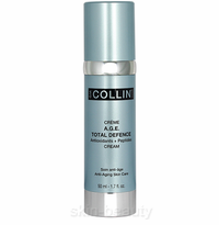 GM Collin AGE TOTAL DEFENCE Antioxidants + Peptides - 1.7 oz (50 ml)