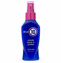 It's a 10 Miracle Leave-In Product - 4 oz