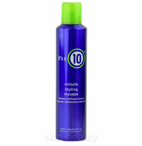 It's a 10 Styling Mousse - 9 oz