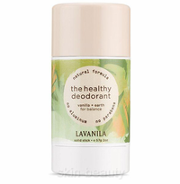 Lavanila The Healthy Deodorant Vanilla + Earth - 2 oz