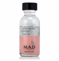 M.A.D Skincare Acne Drying Lotion w/ Sulfur 10% - 1 oz (300903)