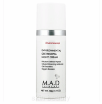 M.A.D Skincare Environmental Destressing Night Cream - 1.7 oz (200613)