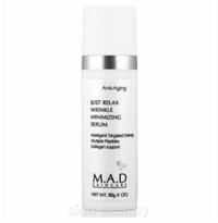 M.A.D Skincare Just Relax Wrinkle Minimizing Serum - 1 oz (103508)
