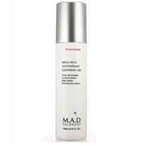 M.A.D Skincare Mega Rich Antioxidant Cleansing Gel - 6.75 oz (200250)
