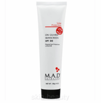 M.A.D Skincare On Guard SkinScreen SPF 30 Physical Sun Protection - 4 oz (800101)