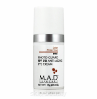 M.A.D Skincare Photo Guard SPF 20 Anti-Aging Eye Cream - 0.5 oz (800108)