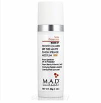 M.A.D Skincare Photo Guard SPF 50 Matte Finish Primer Medium - 1 oz (800110)