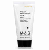 M.A.D Skincare Radiant Brightening Mask - 2 oz (500515)