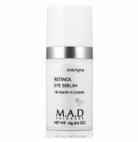 M.A.D Skincare Retinol Eye Serum - 0.5 oz (101404)