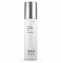 M.A.D Skincare Salicylic Cleansing Gel - 6.75 oz (300250)