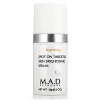 M.A.D Skincare Spot On Targeted Skin Brightening Serum - 0.5 oz (500204)