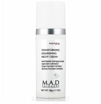 M.A.D Skincare Transforming Nourishing Night Cream - 1.7 oz (100613)