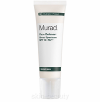 Murad Man Face Defense SPF 15, 1.7 oz