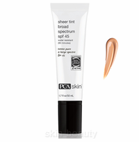 PCA Skin Sheer Tint Broad Spectrum SPF 45 - 1.7 oz