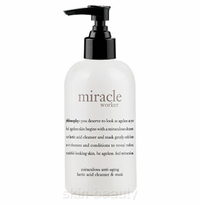 Philosophy Miracle Worker Lactic Acid Cleanser & Mask - 8 oz