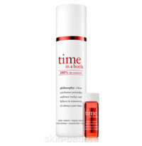 Philosophy Time in a Bottle 100% In-Control Serum - 1.3 oz