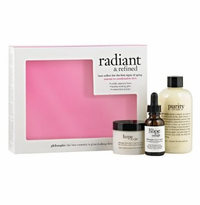Promo -  Radiant & Refined For Normal to Combination Skin Kit by Philosophy