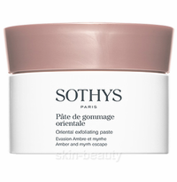 Sothys Oriental Exfoliating Paste Amber and Myrrh Escape - 6.08 oz