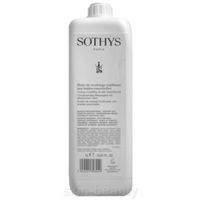 Sothys Toning Modeling Oil wth Essential Oils - 33.81 oz