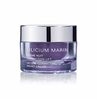 Thalgo Silicium Marin Lifting Correcting Night Cream Travel Size - 0.51 oz