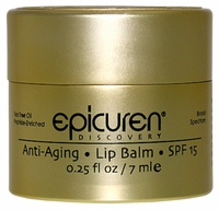Epicuren Anti-Aging Lip Balm SPF 15 (pot)