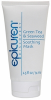 Epicuren Green Tea & Seaweed Soothing Mask 2.5oz