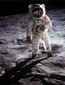 Apollo 11 Aldrin Reflection