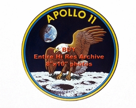 "Apollo 11 Complete  Archive 8""x10"""