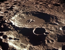 Apollo 11 Crater Daedalus
