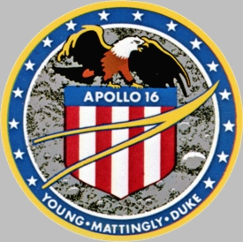 Apollo 16 Lunar Archive