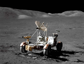 Apollo 17 Lunar Roving Vehicle