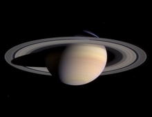 Cassini Full Saturn