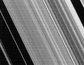 Cassini Images Cassini Rings