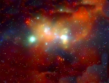 Chandra Galactic Center