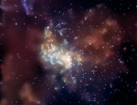 Chandra Galactic Core