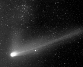 Comet NEAT and M44 Beehive