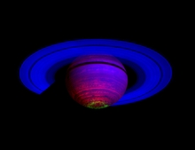 Dancing Auroras for Saturn