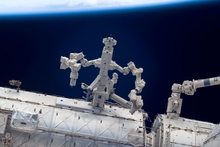 Dextre Robot at Work