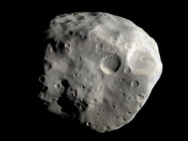 Epimetheus from the Cassini