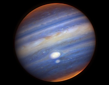 Gemini Jupiter Two Storms