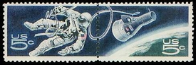Gemini Space Walk