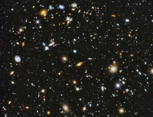 Hubble Deep Field 2014