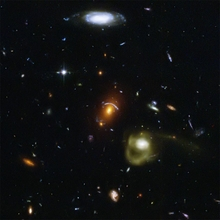 Hubble Galaxy Jumble