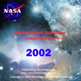 Hubble Image CD