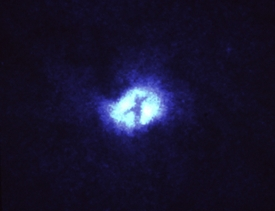 Hubble M51 Cross