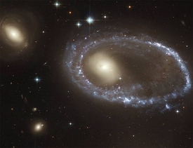 Hubble Ring Galaxy